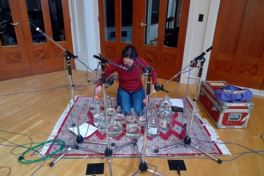 armoury recording-struck jugs-oct-2013